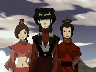 fire nation trio