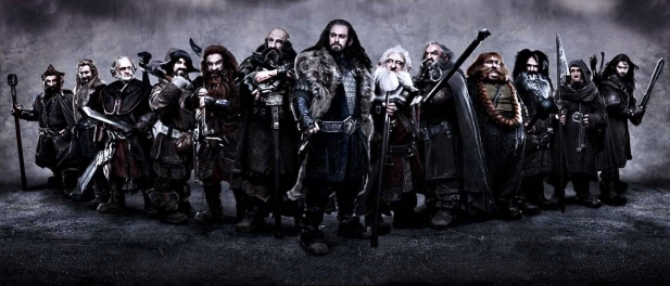 Tolkien's Company of Thorin Oakenshield