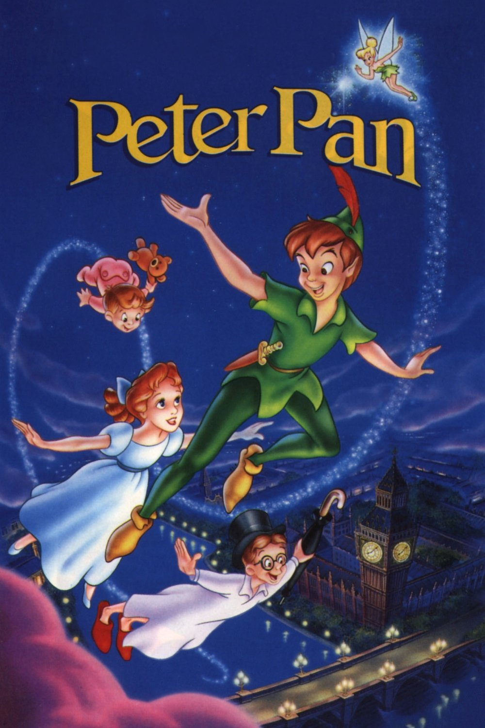 Peter-pan-disney-poster