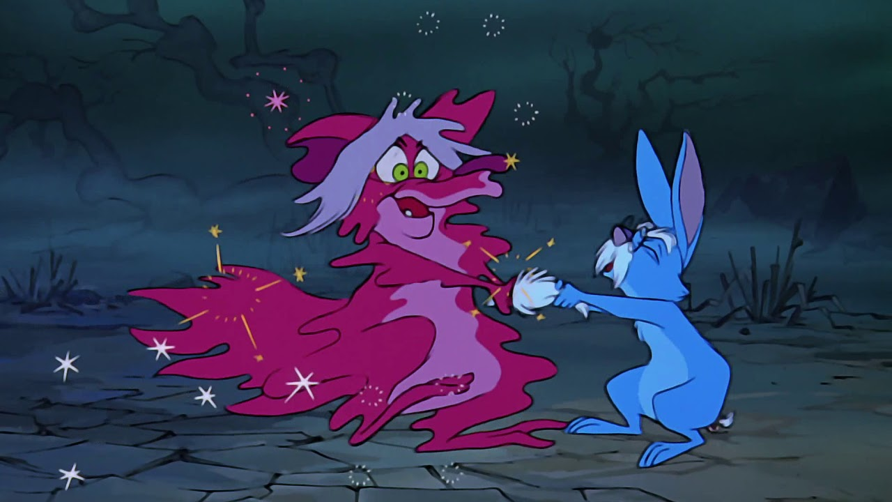 merlin and mim wizard duel