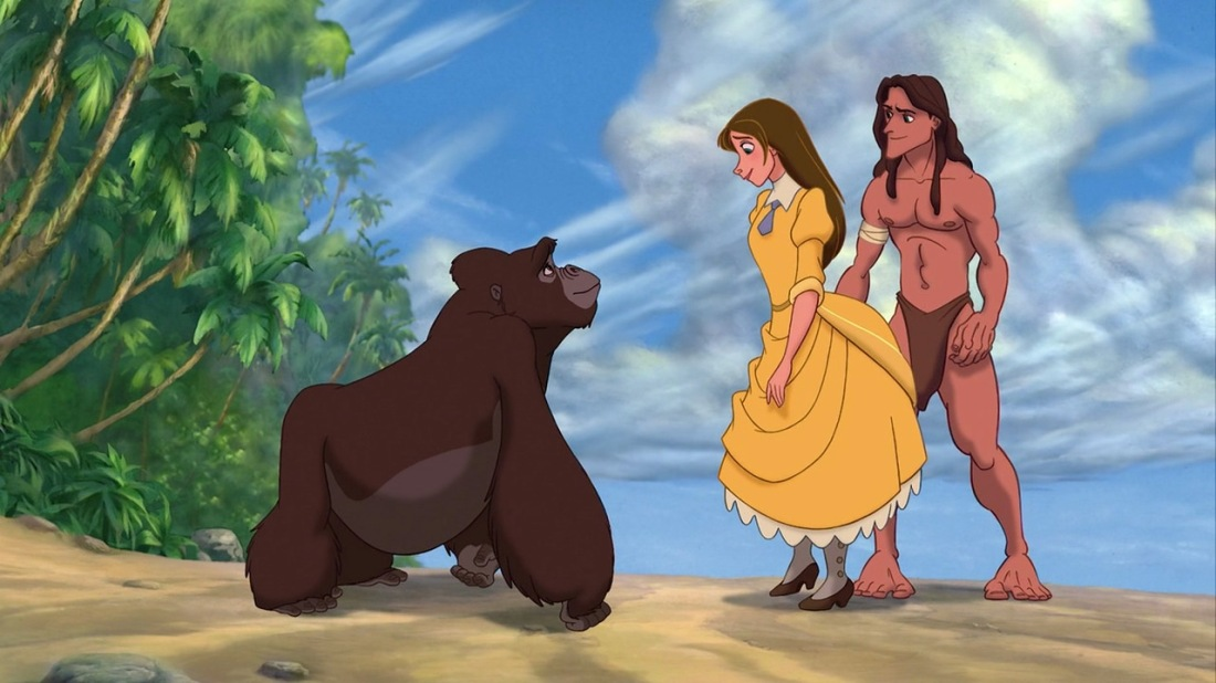 Tarzan ending