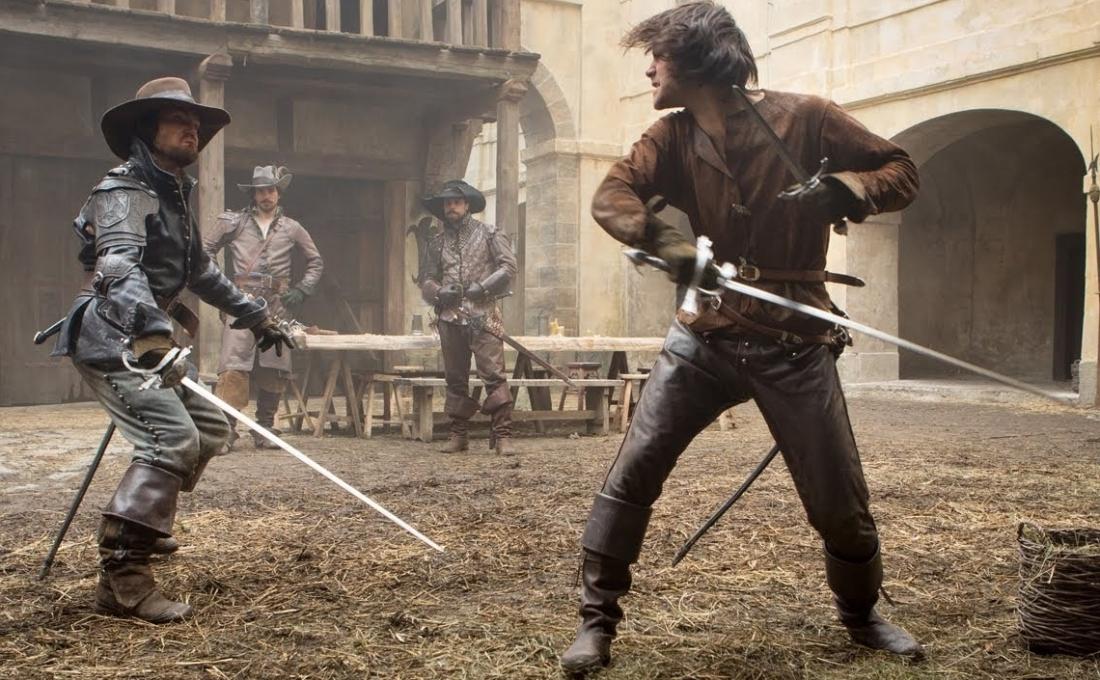 dart duel athos