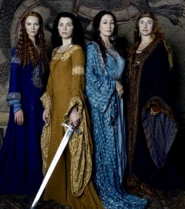 women of mists of avalon