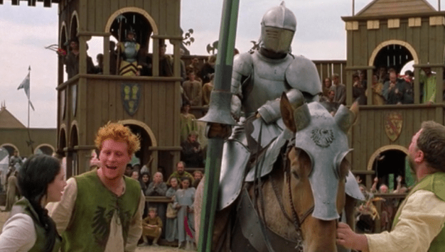 knights tale armor
