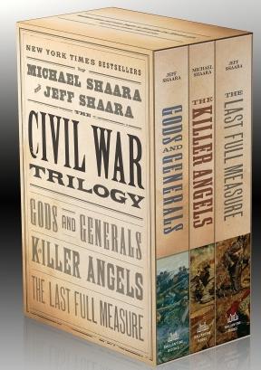 shaara civil war