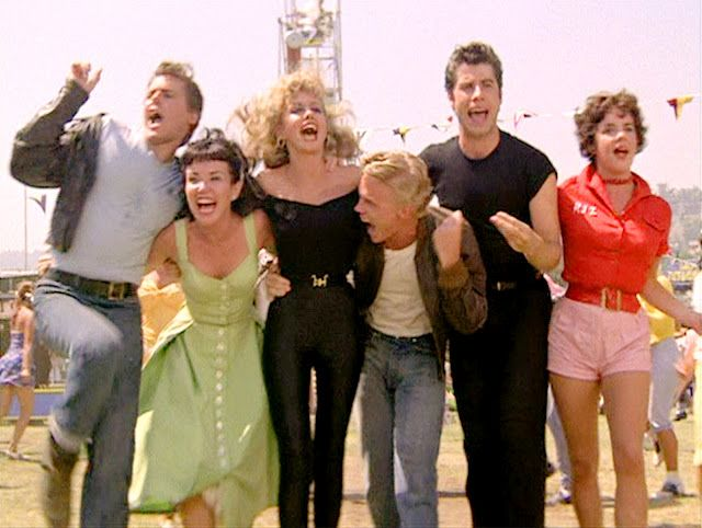 grease group