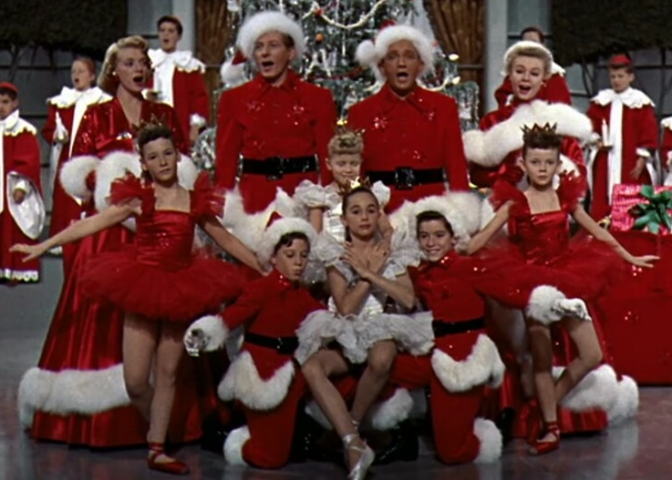 white christmas finale
